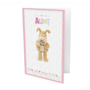 Boofle Aunt Birthday Card